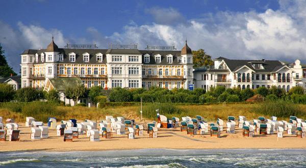 Alle 5 Sterne Hotels Ostsee Z B Als Luxushotel Auf Usedom