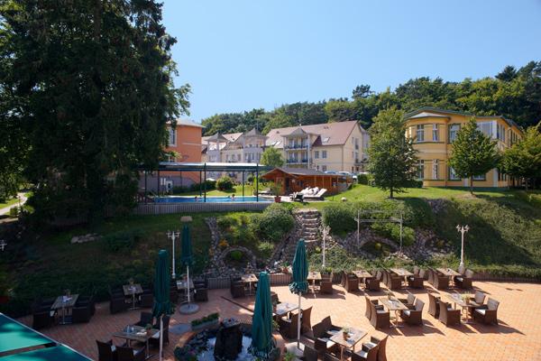 Hotel Villen Im Park In Bansin