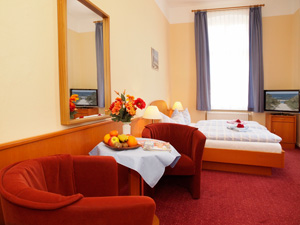 Pension Ahlbeck Zimmer