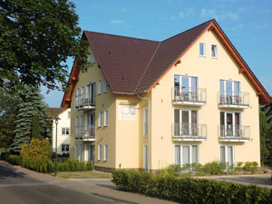 Pension Delia Will Ahlbeck Usedom