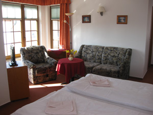 Zimmer Pension Voss