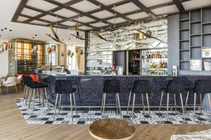 Bar Strandhotel Atlantic Usedom
